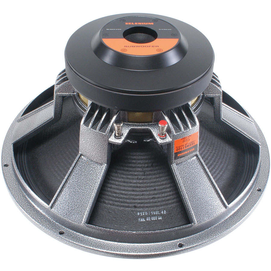 Buy Selenium By Jbl 18sws1100 Speaker 18 Quot Woofer Online