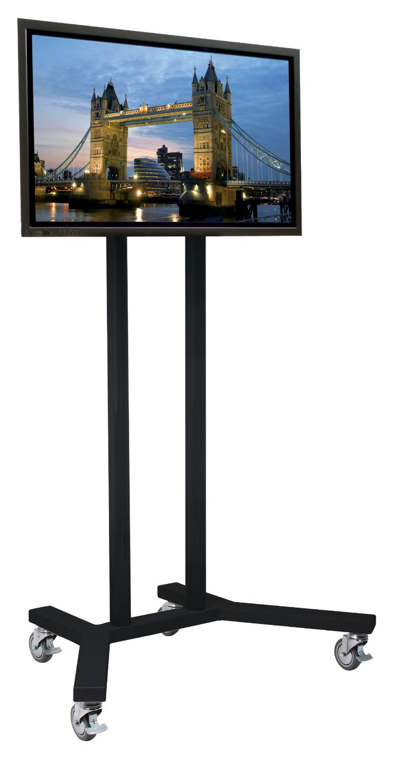 Buy B Tech Large Flat Screen Display Trolley Bt8504 Black