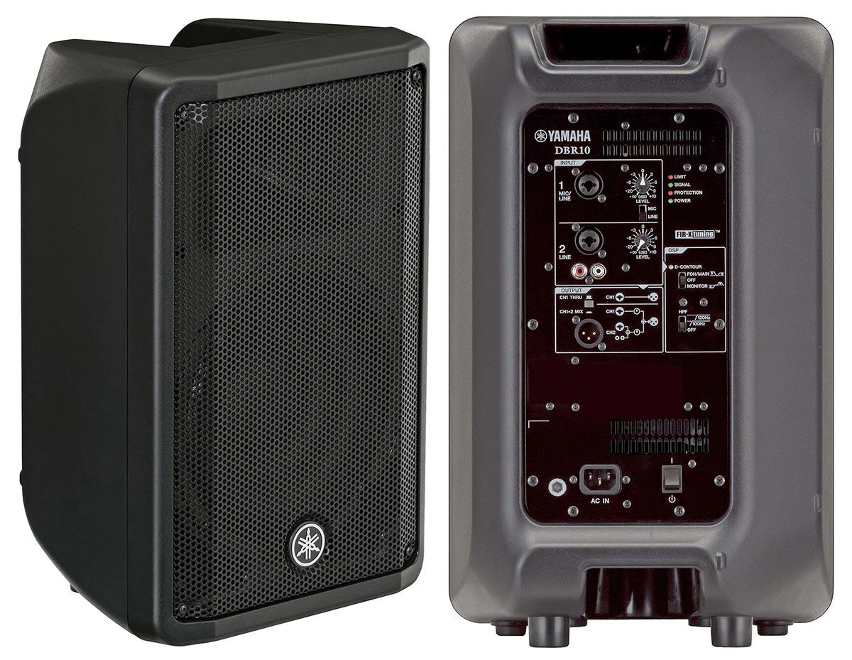 Buy Yamaha Dbr10 Pro Dj Powered Loudspeaker 700 Watts