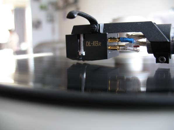 Buy Denon Dl 103r Moving Coil Phono Turntable Cartridge