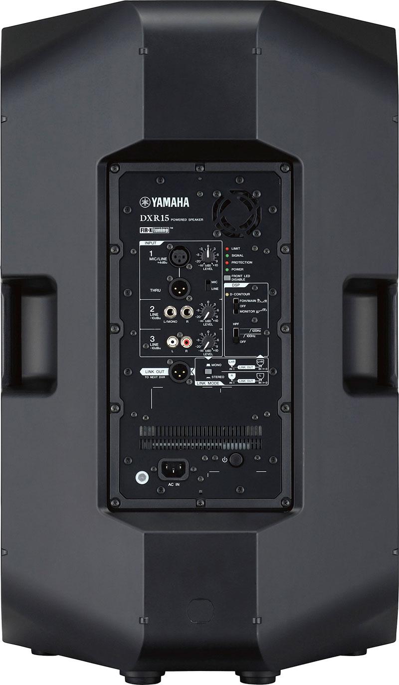 Buy Yamaha Dxr15 Pro Dj Powered Loudspeaker 1 100 Watts