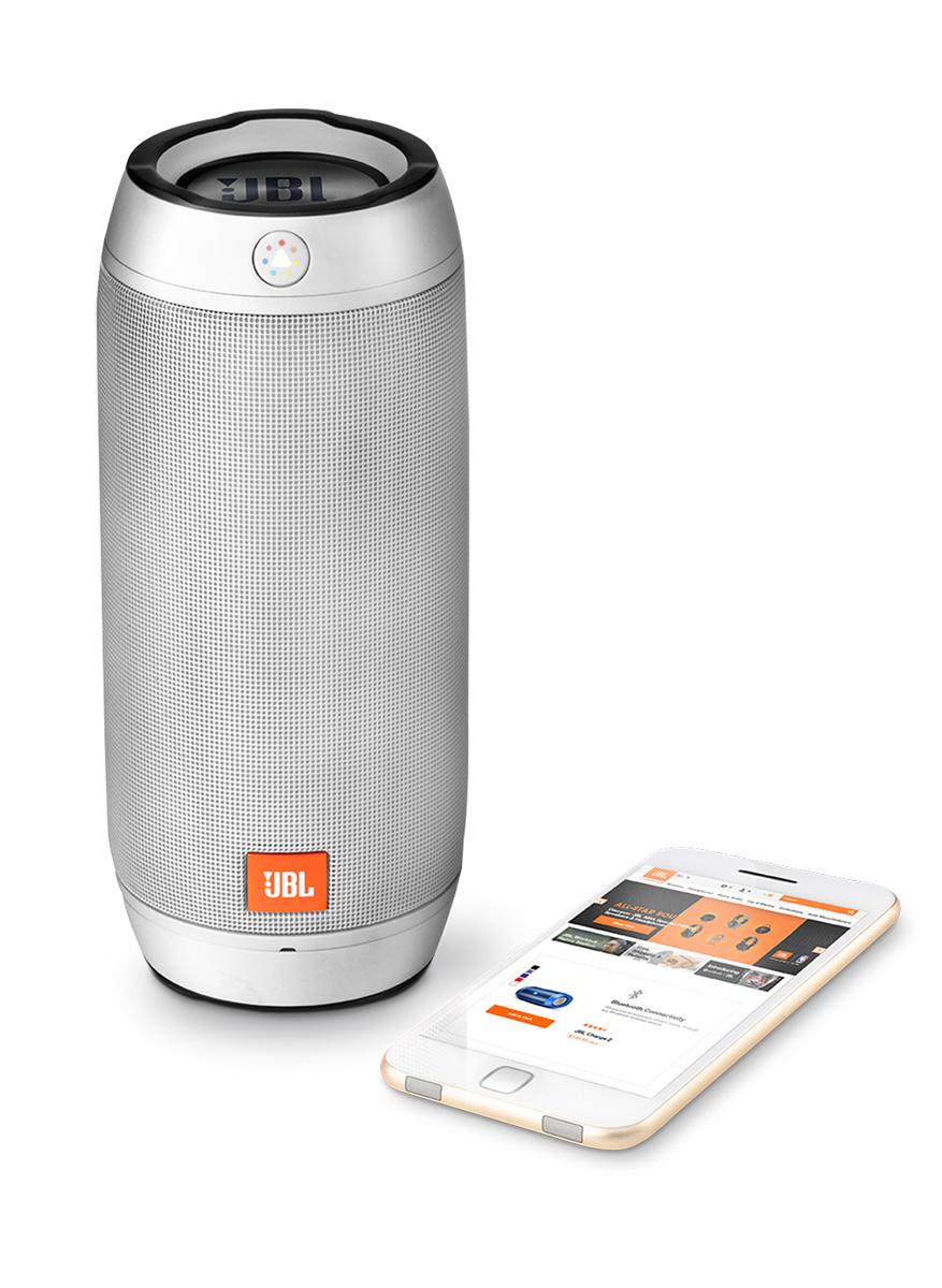 Buy jbl pulse 2 portable bluetooth speaker with lightshow for Housse jbl pulse 3