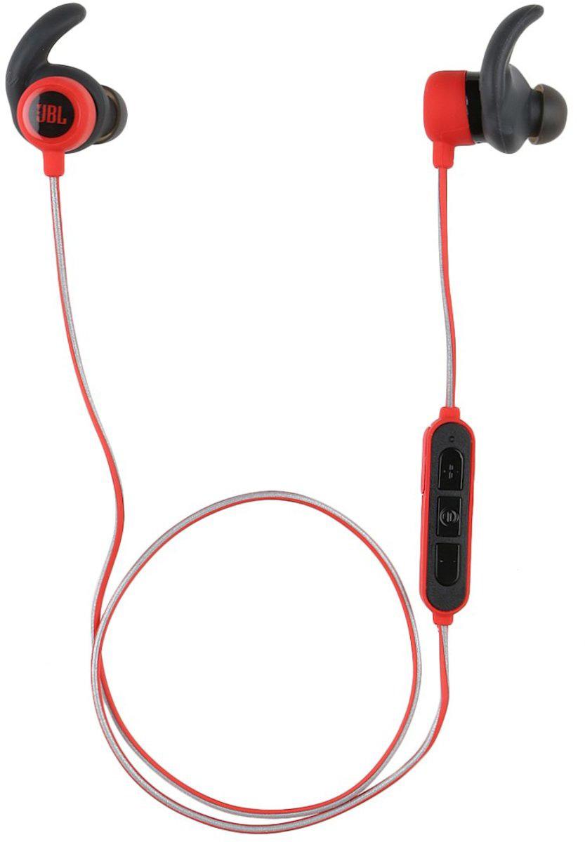 Jbl Reflect Mini Bt In Ear Bluetooth Sport Headphones Red