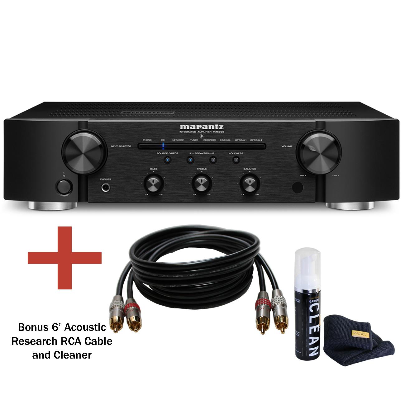 Marantz pm6006 integrated amplifier for Marantz or yamaha