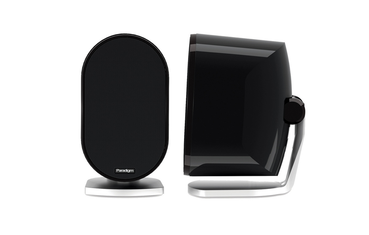 Buy Paradigm Millenia Ct 2 Powered 2 1 Speaker System With