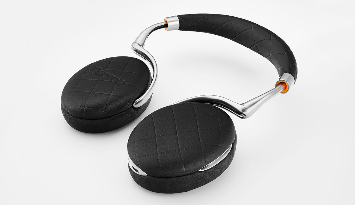 Parrot Zik 3.0 Bluetooth Noise-Cancelling Headphones with Touch ...