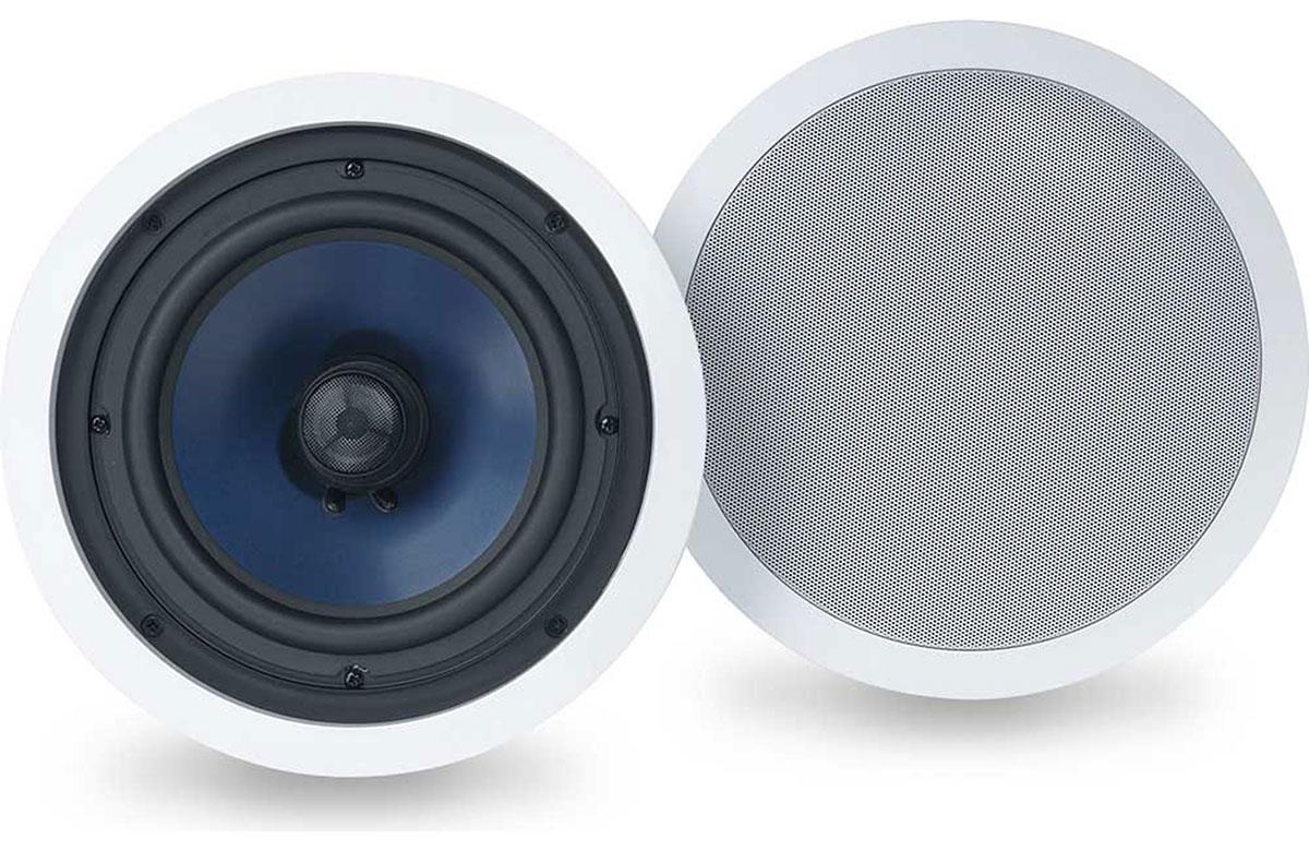 Polk Audio Rc80i 8 Quot Round In Ceiling Speakers 2 Pairs