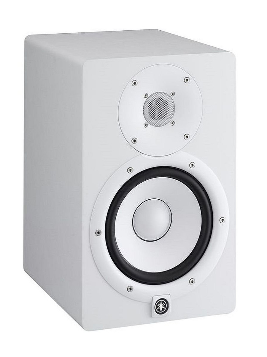 Yamaha Hs W Powered Studio Monitor White