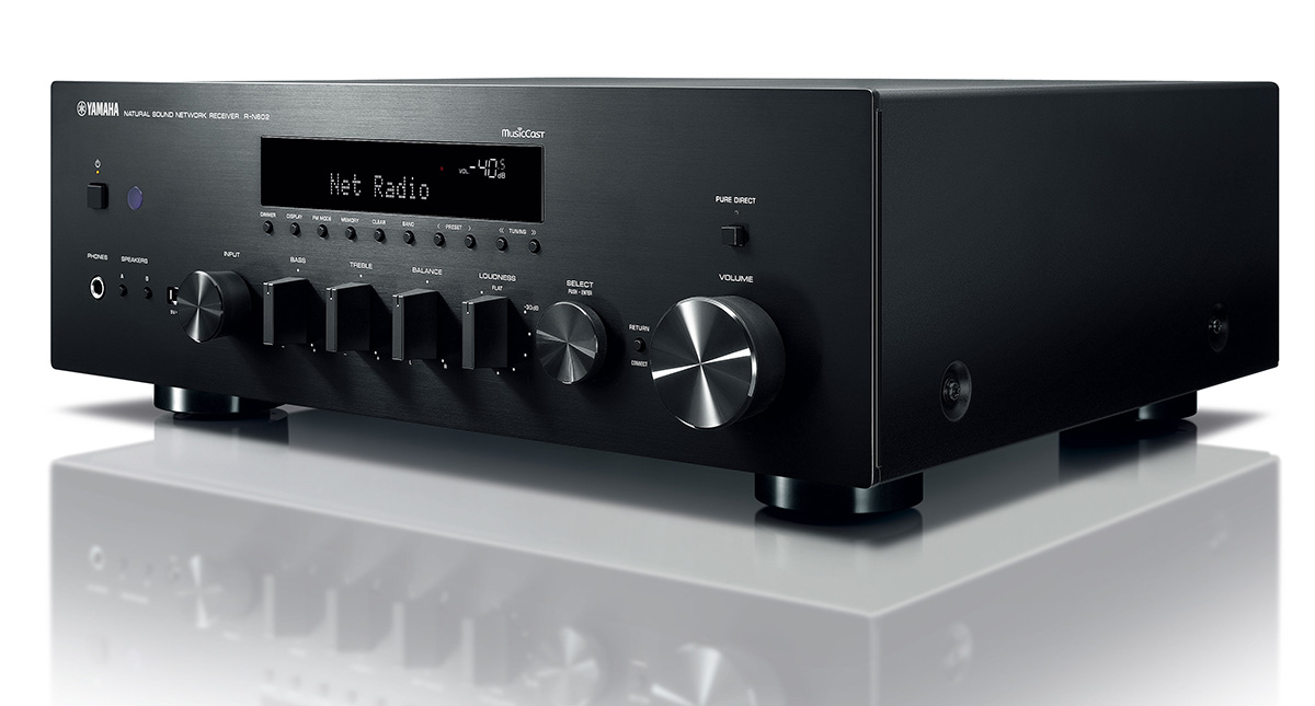 Buy yamaha r n602 hi fi network receiver for Yamaha receiver accessories