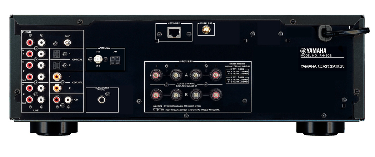 Buy Yamaha R-N602 Hi-Fi Network Receiver
