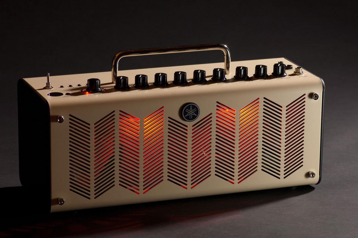 Yamaha thr5 mini guitar amp for Yamaha guitar amplifier thr10