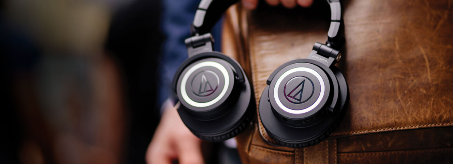 Audio Technica Headhpones