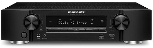 Marantz NR1506 Front View