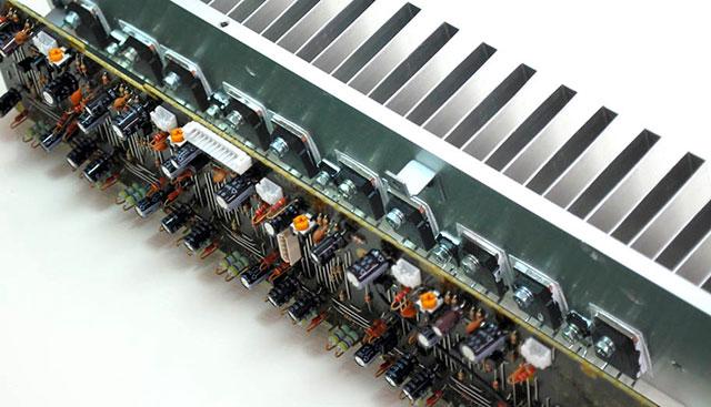 NR1506 features a Discrete Amplifier