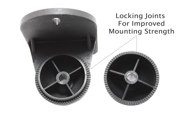 Buy Mb 7 Universal Wall And Ceiling Speaker Mounts